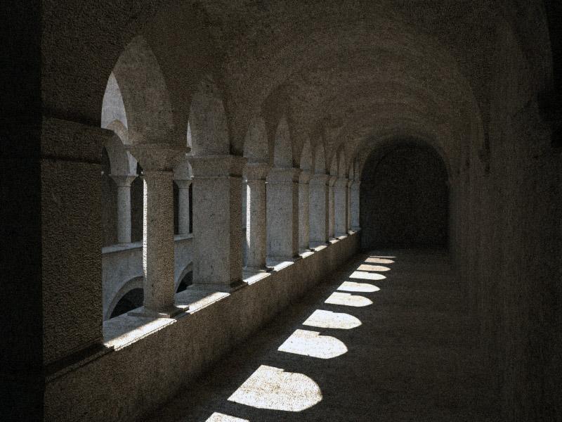 Sponza Atrium